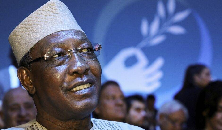 President of Chad dies of injury at the front